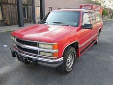 1994 Suburban Diesel by Sell Used 1994 Chevrolet Suburban C2500 6 5l Turbo Diesel