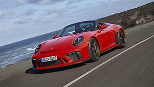 New Porsche 911 Speedster Enters Production  Autodevot