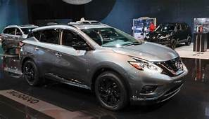 16 Concept Of 2020 Nissan Murano And Configurations  Cars
