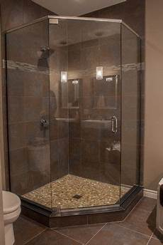Small Bathroom Ideas With Corner Shower by Corner Shower Design Pictures Remodel Decor And Ideas