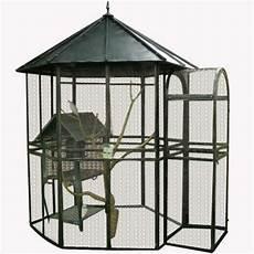 grande voli 232 re en fer forg 233 cage 224 oiseaux demeure et