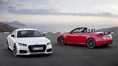 Official 2017 Audi Tt S Line Competition Gtspirit