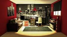 Decoration Chambre Style Americain Visuel 2