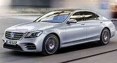 Mercedes S Class To Get Level 3 Autonomous Driving