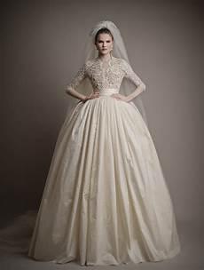glamorous elegant wedding dresses from ersa atelier