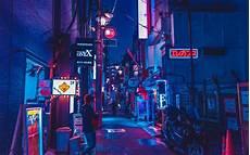 Japan Neon Lights Wallpaper
