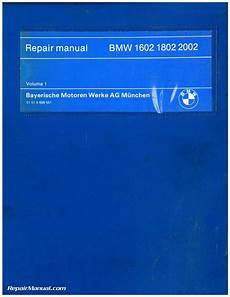 car repair manuals download 2002 bmw 745 on board diagnostic system bmw shop manual for bmw 1602 1802 2002 automobiles