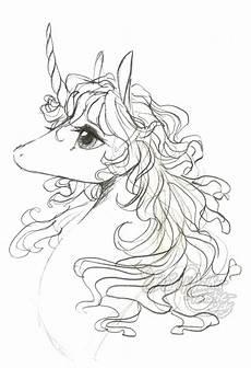 Malvorlagen Unicorn Unicorn The Last Unicorn Sketch By Toastytoastie On Deviantart