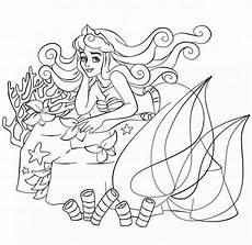 Disney Malvorlagen Arielle Disney Malvorlagen Arielle