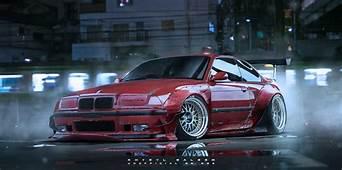 Khyzyl Saleem Car BMW E36 Wallpapers HD / Desktop And