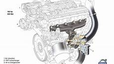 new volvo five cylinder 2 litre turbodiesel now available
