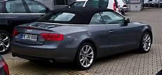 file audi a5 cabriolet tfsi facelift heckansicht 31 dezember 2012 hilden jpg wikimedia