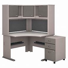 bush home office furniture bush business furniture office advantage 48 w corner desk