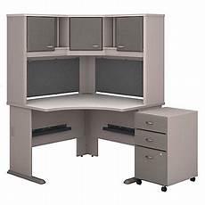 bush home office furniture bush business furniture office advantage 48 w corner desk
