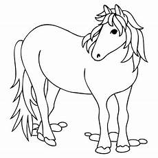 Marabu Window Color Malvorlagen Marabu Window Color Malvorlage Quot Pony Stehend Quot Marabu