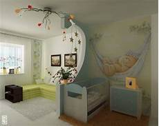 wandgestaltung farbe kinderzimmer mädchen babyzimmer farben ideen jungd m 228 dchen wandmalerei b 228 rchen