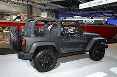 2014 Jeep Wrangler Willys Wheeler Edition Makes