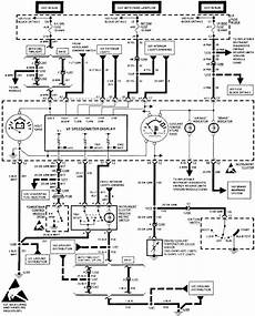 84 caprice fuse diagram my 1994 caprice has a digital dash and it will not come on whats the problem