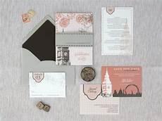 deanna ben s london skyline wedding invitations