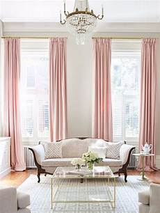 Pink Living Room Ideas