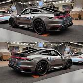 2020 Porsche 911 Turbo 992 Leaks On Instagram  Motor