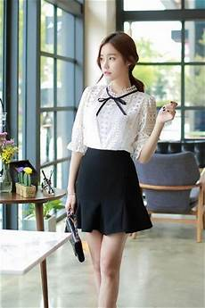 nini frill skirt korean fashion korean fashion