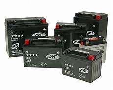 batterie sortiment jmt gel motorrad roller atv
