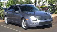 Nell808 2007 Ford Fusion Specs Photos Modification Info