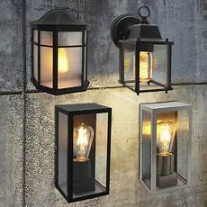 traditional vintage style outdoor single wall lights ip44 garden lantern lights ebay