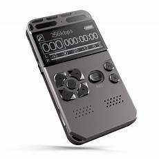 Yescool Portable Professional Digital Voice Recorder Sound