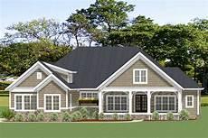 4 bedroom craftsman house plans charming 4 bedroom craftsman cottage plan 46344la