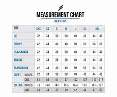 Medium Size Chart Size Guide Doyoueven