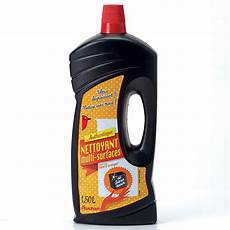 Test Auchan Authentique Nettoyant Multi Surfaces Savon