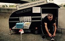wohnanhänger selber bauen der wohnwagen f 252 r das fahrrad wohnbu de