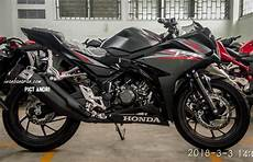 Modifikasi Cbr150r 2018 by Honda Cbr 150r 2018 Hobbiesxstyle