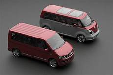 vw t1 vw t1 microbus revival concept envisioned on t6 platform