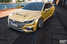 Volkswagen Arteon R Line Custom On Behance