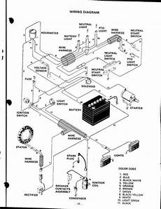 Wiring Diagram For A 444 Tractor