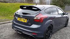 ford focus mk3 modified mk3 ford focus zetec s
