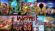 list best 2013 top 5 best worst animated of 2013 electric