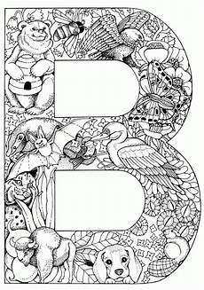 colouring pages for adults of animals letters 17309 kolorowanki dla dorosłych alphabet letters to print coloring pages animal alphabet