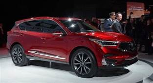 80 Concept Of 2020 Acura RDX For New Review  Cars
