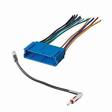 Car Stereo Cd Player Wiring Harness Wire Adapter For