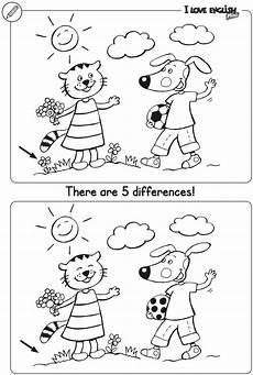 Kinder Malvorlagen Unterschiede Ausmalbild Suchbilder F 252 R Kinder I Mini