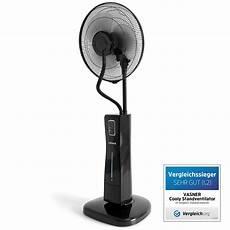 vasner cooly 187 stand ventilator mit wasser ultraschall