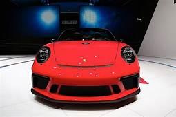 Porsche 911 Speedster Concept Shines In Paris 1948 Units