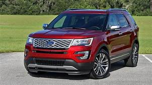 2017 Ford Explorer – Driven  Top Speed