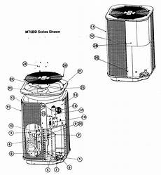 nordyne ac condenser fs5bd 060k wiring diagram