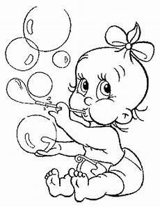 Malvorlagen Baby Baby Ausmalbilder 04 Malvorlagen Blowing Bubbles Und