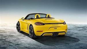 Porsche Exclusives Enhancements For 718 Are Subtly